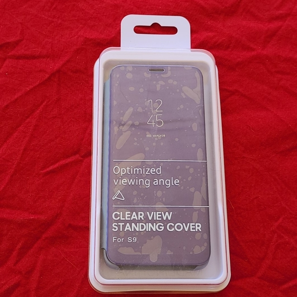 S9 phone case NIB